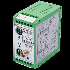 TRAL vibration monitoring transmitter